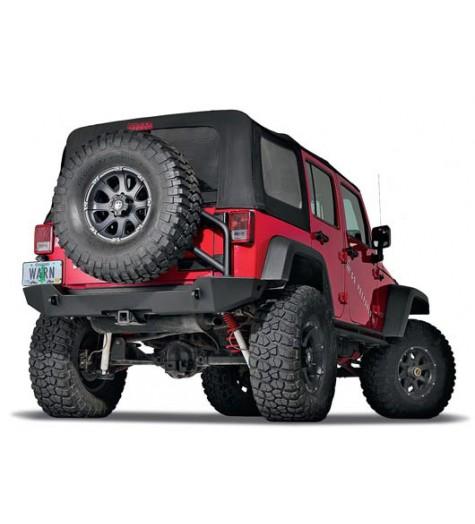 Jeep Wrangler Elite Series Rear Bumper