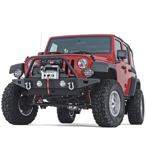 Jeep Wrangler Rock Crawler Front Bumper
