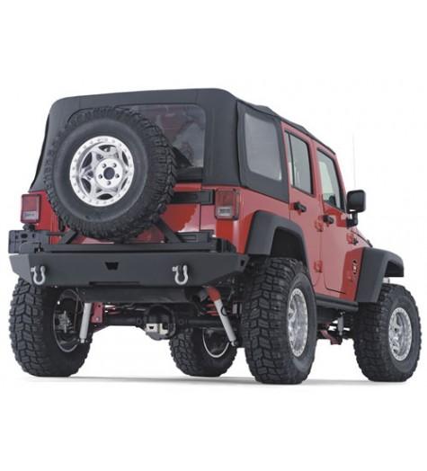 Jeep Wrangler Rock Crawler Rear Bumper