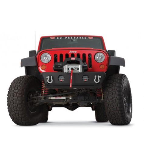Jeep Wrangler Rock Crawler Stubby Front Bumper